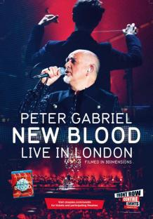 Peter Gabriel: New Blood