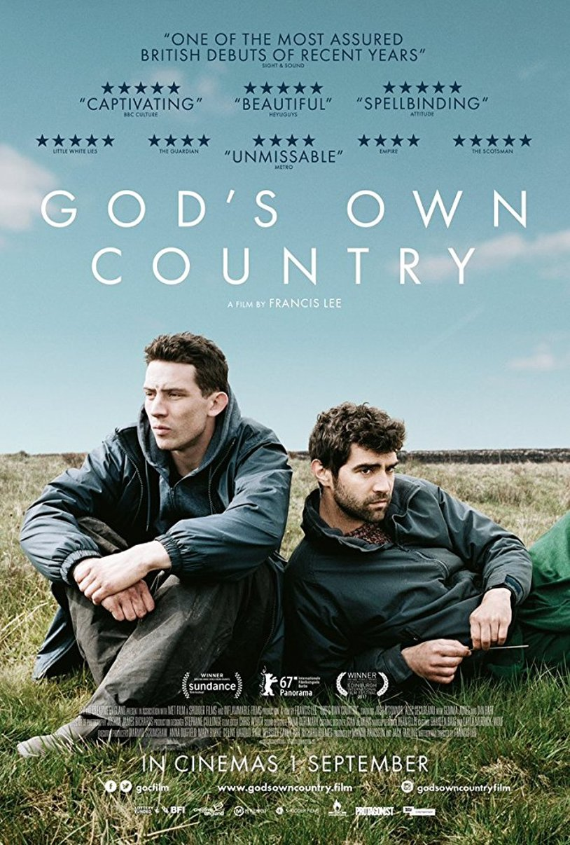 Showtime for God's Own Country playing February 3rd, 2018 at 9 ...