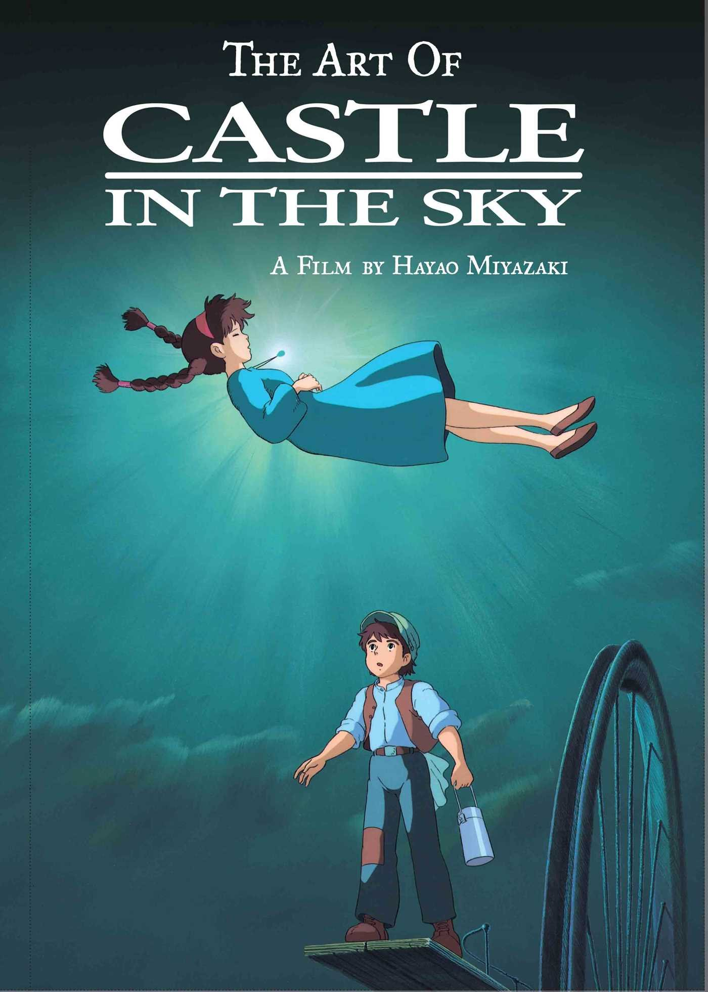 Showtime for Castle in the Sky playing Aug 14th, 2018 at 9:05 PM ...