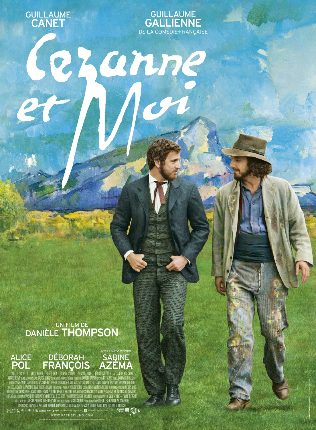 Showtime for Cézanne et Moi playing July 21st, 2017 at 4:40 PM ...