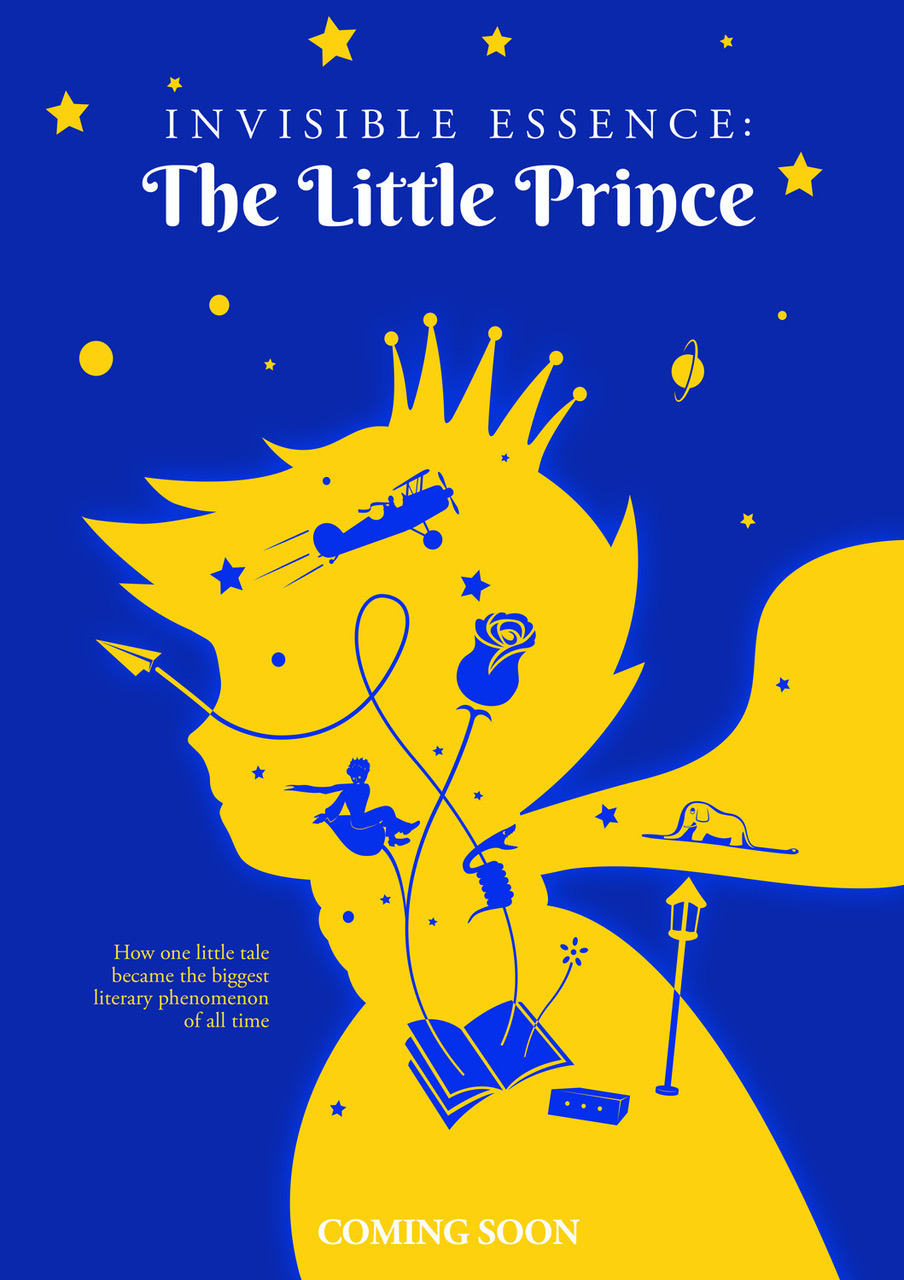 Showtime for Invisible Essence: The Little Prince playing