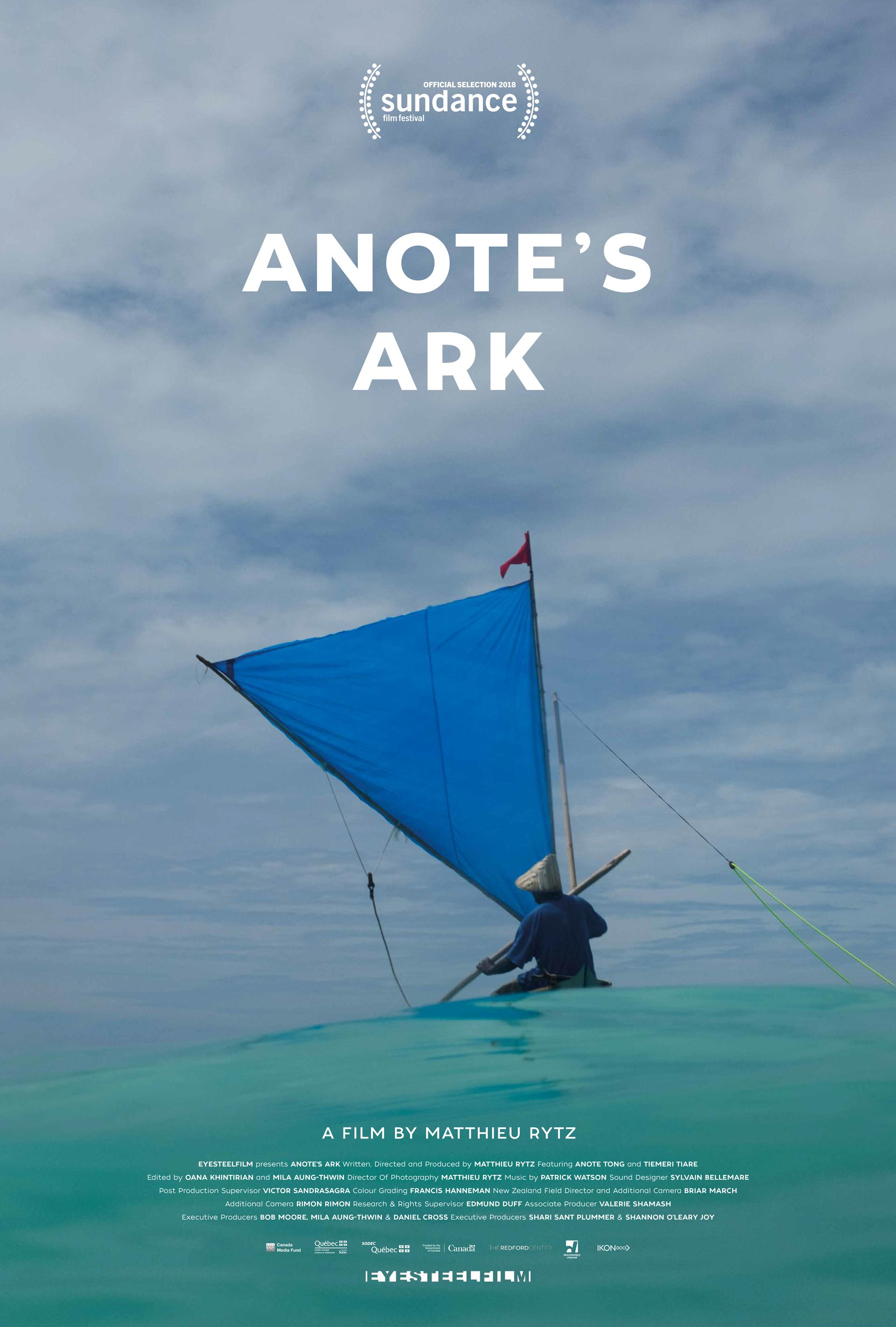 Showtime for Anote\'s Ark playing Aug 15th, 2018 at 7:00 PM ...